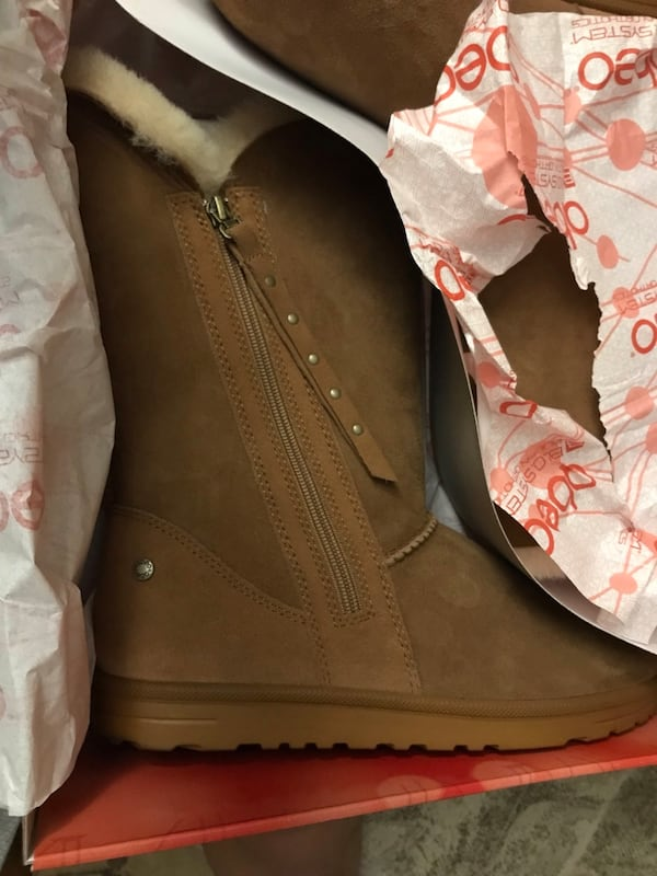 Abeo boots size 10  4