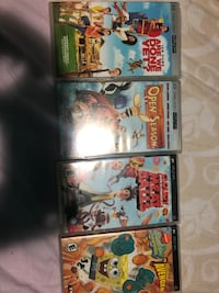 PSP games/ movies