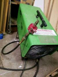 Propane space heater construction Anchorage, 99507