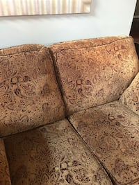 Upholstered Couch Set