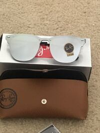 RAYBAN RB3576N BRUSHED SILVER Columbia, 21045