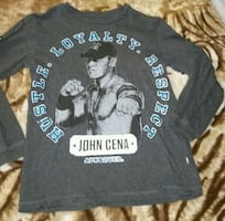 John Cena long sleeve