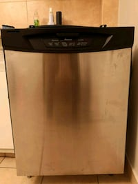 Stainless Frigidaire dishwasher Montreal, H4H 2N3