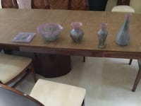 Vintage hand painted reuven glass $100 for 5 or $25 each HANOVER