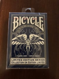 Bicycle Playing Cards - Limited New Windsor, 12553