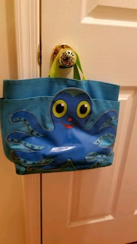 Octopus blue bag! Leesburg, 20175