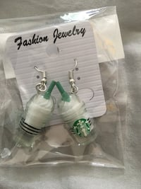 Frappes Earrings  San Francisco, 94132