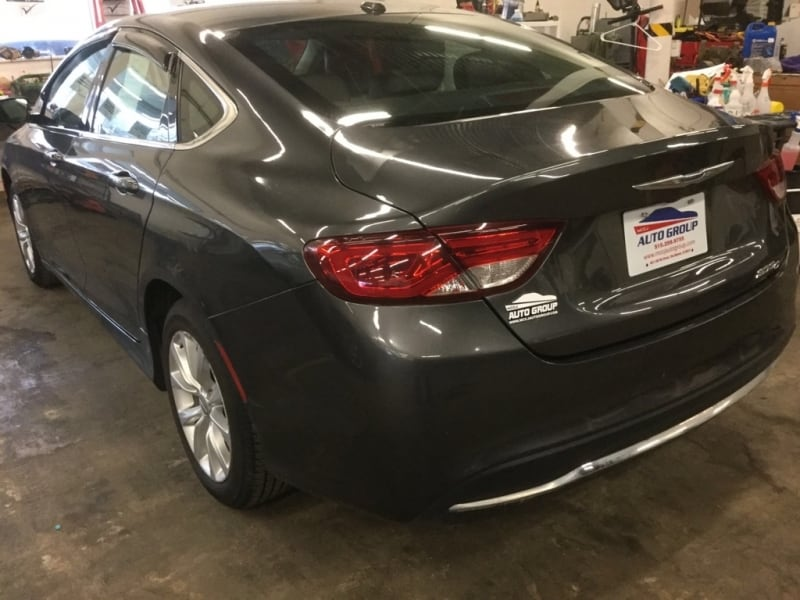*LOW MILES* *NEW ARRIVAL* 2015 Chrysler 200c -- Ask About Our GUARANTEED CREDIT APPROVAL 75711439-df0f-4be0-a51d-d6f7411ca6e3
