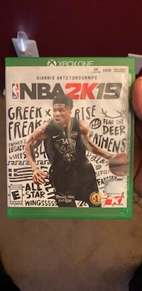 2k19 xbox one Accokeek, 20607