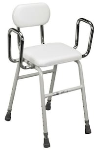 Drive Medical Soft Chair with Adjustable Arms.+ Crutches  Toronto