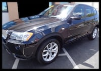 2012 BMW X3 Black Las Vegas, 89121