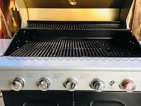 Black and gray gas grill San Jose, 95111