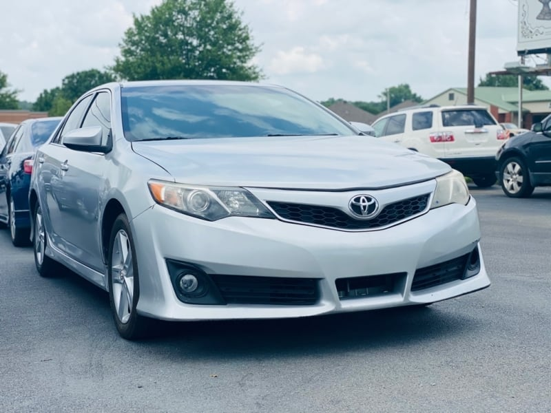 2012 TOYOTA CAMRY BASE 0