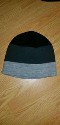 Black and Grey Toque Calgary, T3K 5Z3