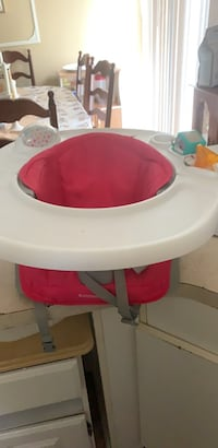 Baby Twist And Turn Feeding Seat