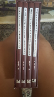 Books set of four, great condition