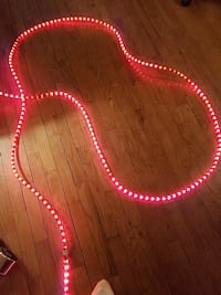 Red Decorative Lights