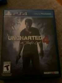 Uncharted 4 ps4  El Paso, 79907