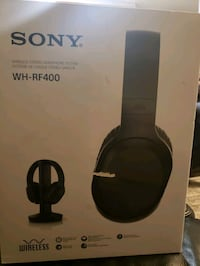 sony wireless Headset For TV-Excellent Condition Mississauga, L5M 7Z9