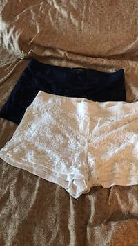 2  lace shorts forever21 size 2x  York, 17403