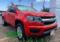 Chevrolet - Colorado - 2017 with 1800 of down paym Riverside