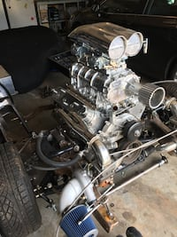 Is swaps. Custom frames.just about anything hotrod  Oklahoma City, 73139