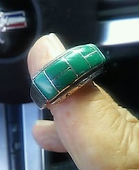 green and silver-colored ring Lompoc, 93436