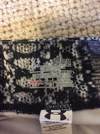 Under armour- Black and white tribal print pants Oakville, L6L 6C9