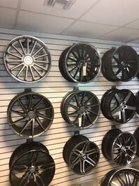 Wheels and tires Miami, 33126