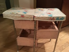 Vintage Doll changing table