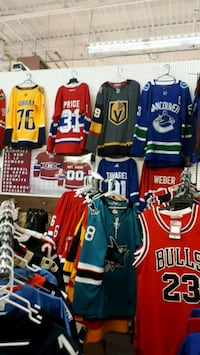 assorted color jersey shirt lot 787 km