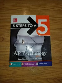 5 Steps to a 5 AP Psychology Study Guide