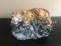 Collectible tiger figure