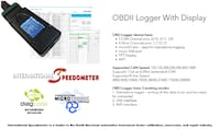 OBDII logger with Display