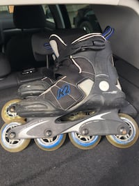 Rollerblades size 7 Laval, H7X 0A9