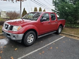 2007 Nissan Frontier SE Crew Cab 4X4 AT