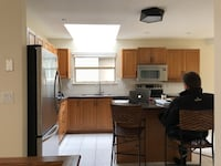 Cabinets, granite countertops and appliances. All must go! Make me an offer. North Vancouver