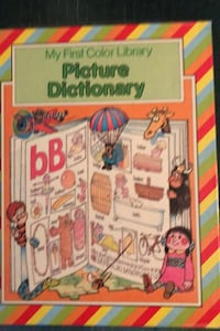 My First Color Library Picture Dictionary Columbia, 21045