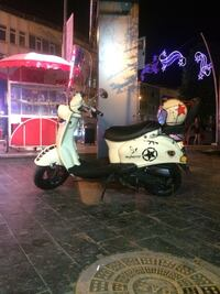 Extrali scooter