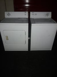 Washer and electric Dryer by whirlpool Tucson, 85710
