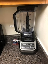 black and gray Ninja blender North Chesterfield, 23236