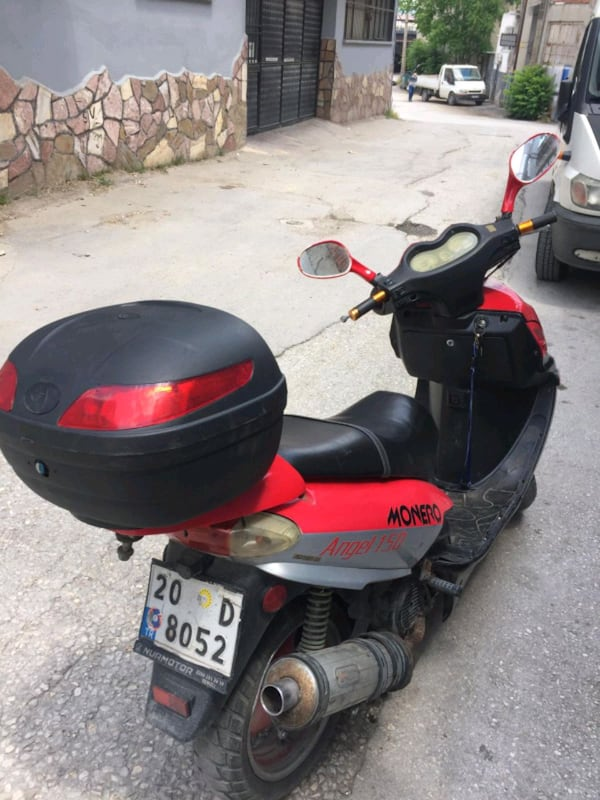 150cc scooter 1