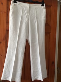 Linnen Trousers Like New (size 14) Bromley, BR1 5NH