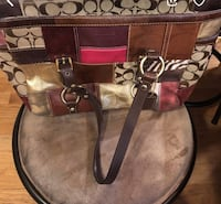 brown and black leather tote bag Norwalk, 06851