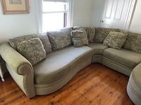 Sectional is great condition original 4,000.00 Cambridge, 02138