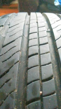 GT radial 225 60R/18 all season tires almost new. 601 km