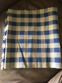 Woven table runner Dartmouth, B2W 1X3
