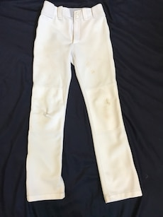 Youth large baseball pants