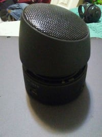 black and gray portable speaker Edmonton, T5M 0T5