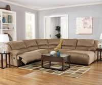 New Reclining sectional! Other couch and Loveseat saves here  Indianapolis, 46240